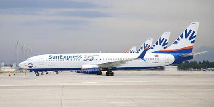 SunExpress ile Gaziantep ve Samsun'dan Berlin uçuşları başlıyor