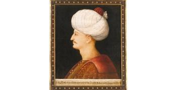 İngiltere'de Kanuni Sultan Süleyman portresi açık arttırmayla satılacak