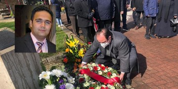 NSU kurbanı Halit Yozgat ölümünün 15'inci yılında anıldı