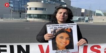 Almanya'da kızı PKK tarafından kaçırılan anne, Alman siyasetçilerin ilgisizliğinden şikayetçi (VİDEO)