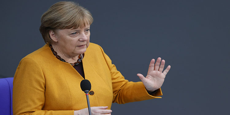 """Merkel: """"Kuralları uygulayın"""""""