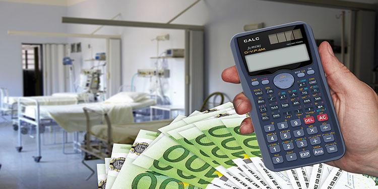Almanya'da sağlık harcamaları 2019'da  400 milyar euroyu aştı