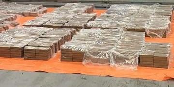 Belçika'nın Anvers limanında 27 ton kokain ele geçirildi