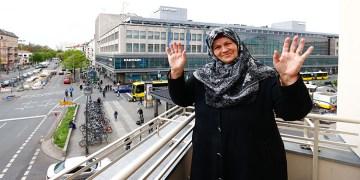 Almanya'da sosyal medyada üne kavuşan Ayşe Şaşmaz yaşadıklarını anlattı