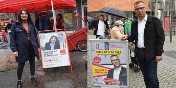 Almanya'da Delmenhorst Belediye Başkanlığına adaylar arasında Türk kökenliler de bulunuyor