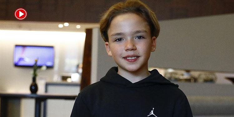 Müzik yarışmasına damga vuran 12 yaşındaki Kaya Sunel, sesiyle Almanları büyüledi (VİDEO)