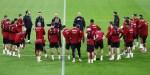 A Milli Futbol Takımı, Hollanda maçına hazır