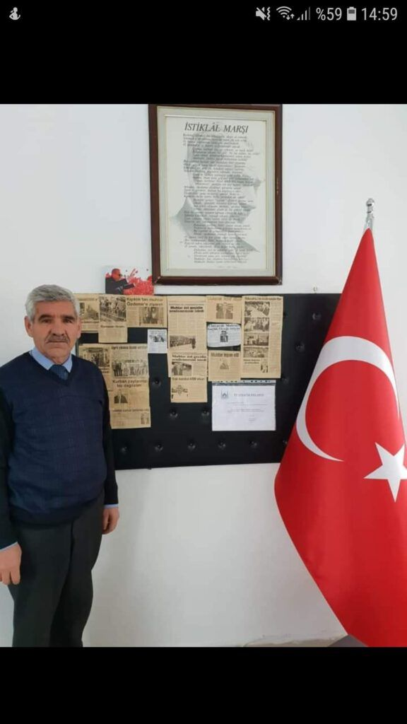 """MUHTAR """"GÖLGE ETMEYİN BAŞKA İHSAN İSTEMEM!"""""""