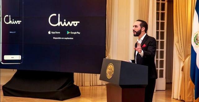 El Salvador'da 1.6 Milyonu Aşkın İnsan Chivo Cüzdanını Kullanıyor