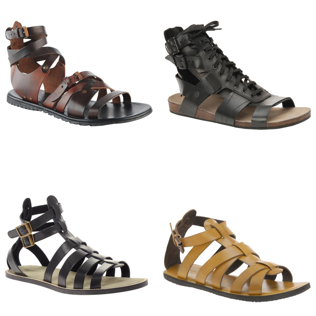 Ladies Italian Sandals Shoes