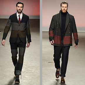 Oliver Spencer Autumn Winter 2013