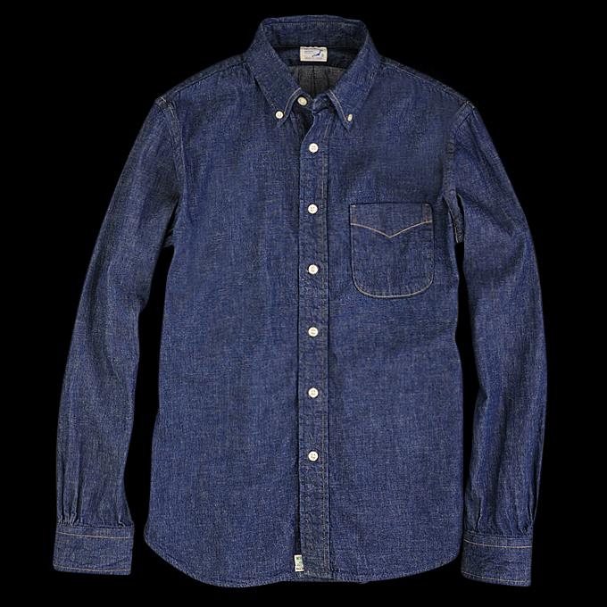 Orslow_Denim_Shirt