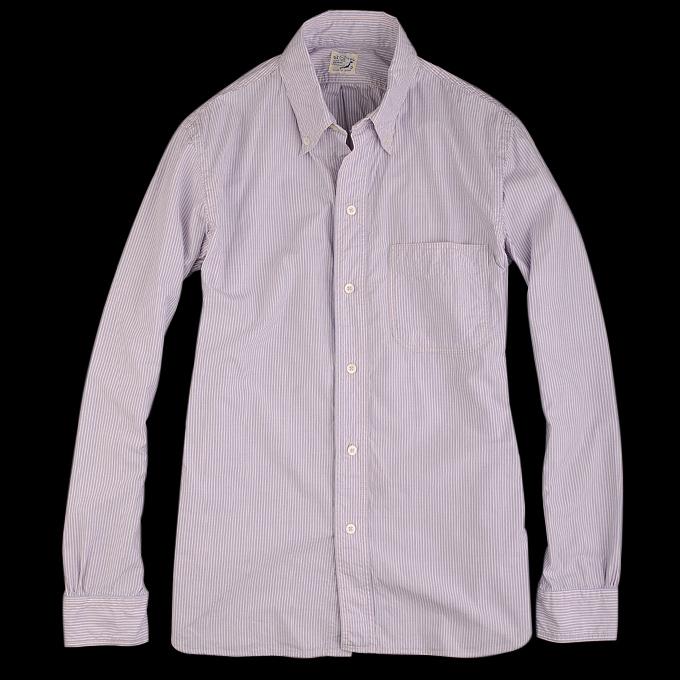 Orslow_Work_Shirt_Stripe