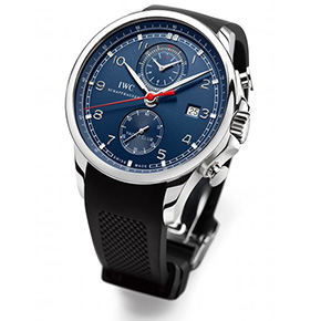 IWC Limited Edition Portuguese Yacht Club Chronograph