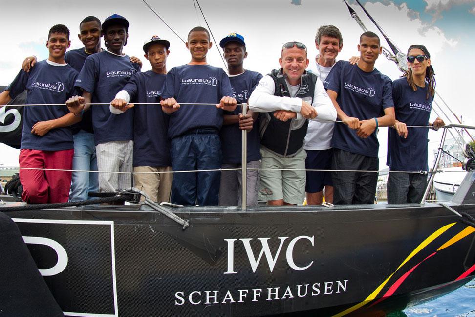 IWC_Schaffhausen_ Laureus