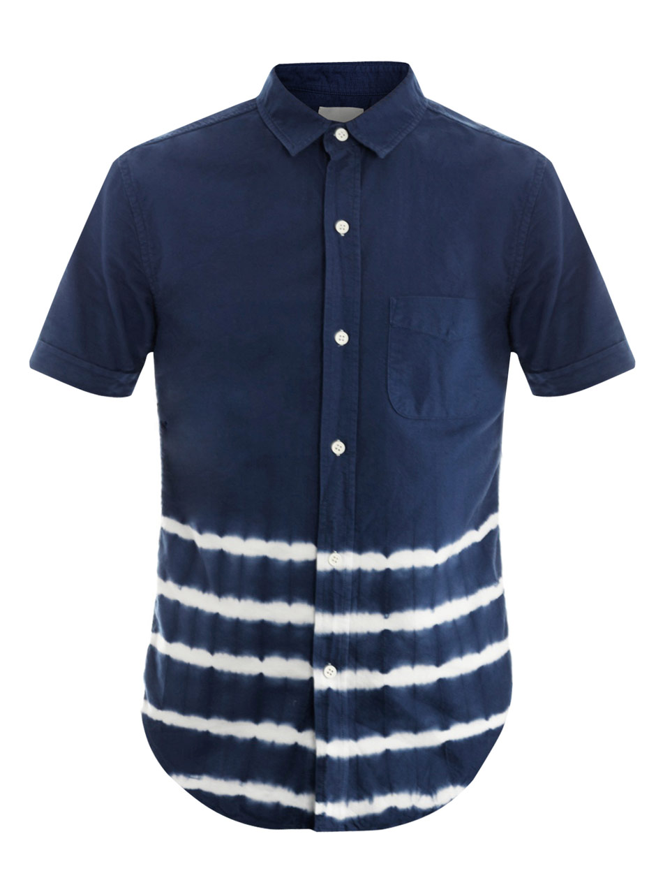 Band of Outsiders Tie Dye Blue