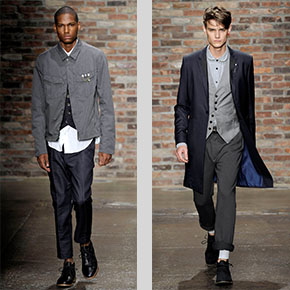 Rag & Bone Joins London Collections: Men Spring Shows