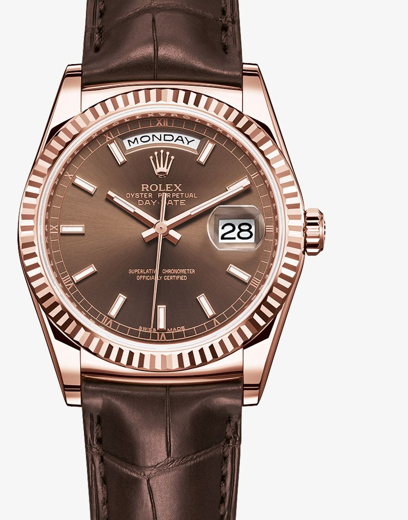 Rolex Oyster Perpetual Day-Date 2