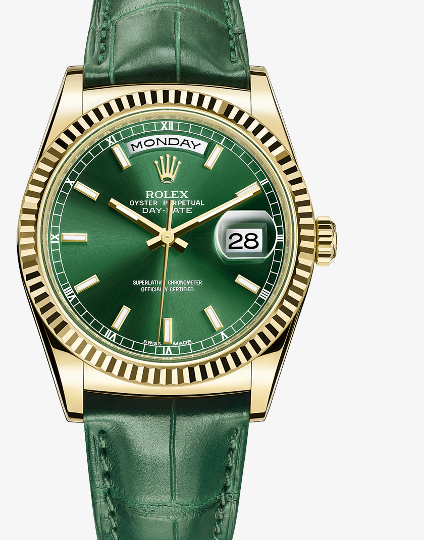 Rolex Oyster Perpetual Day-Date 3