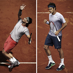 NIKE 2013 French Open Mens Looks