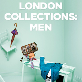 London Collections: Men SS 2014 Teaser Videos