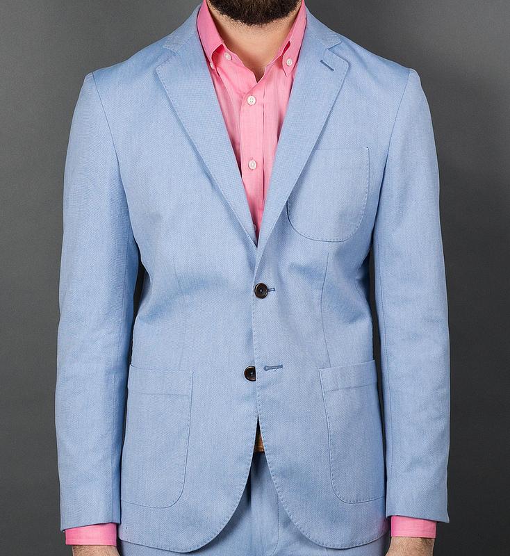 SeizeSurVingt_Blue_Oxford_jacket