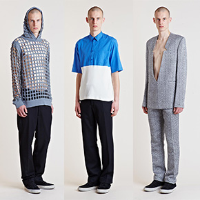 Raf Simons Menswear Archive Sale At LN-CC