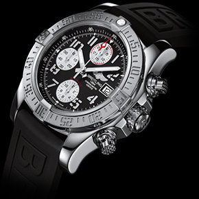 Watch Porn: Breitling Avenger II Collection