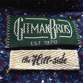 The Hill-Side X Gitman Bros. Vintage Summer Shirts