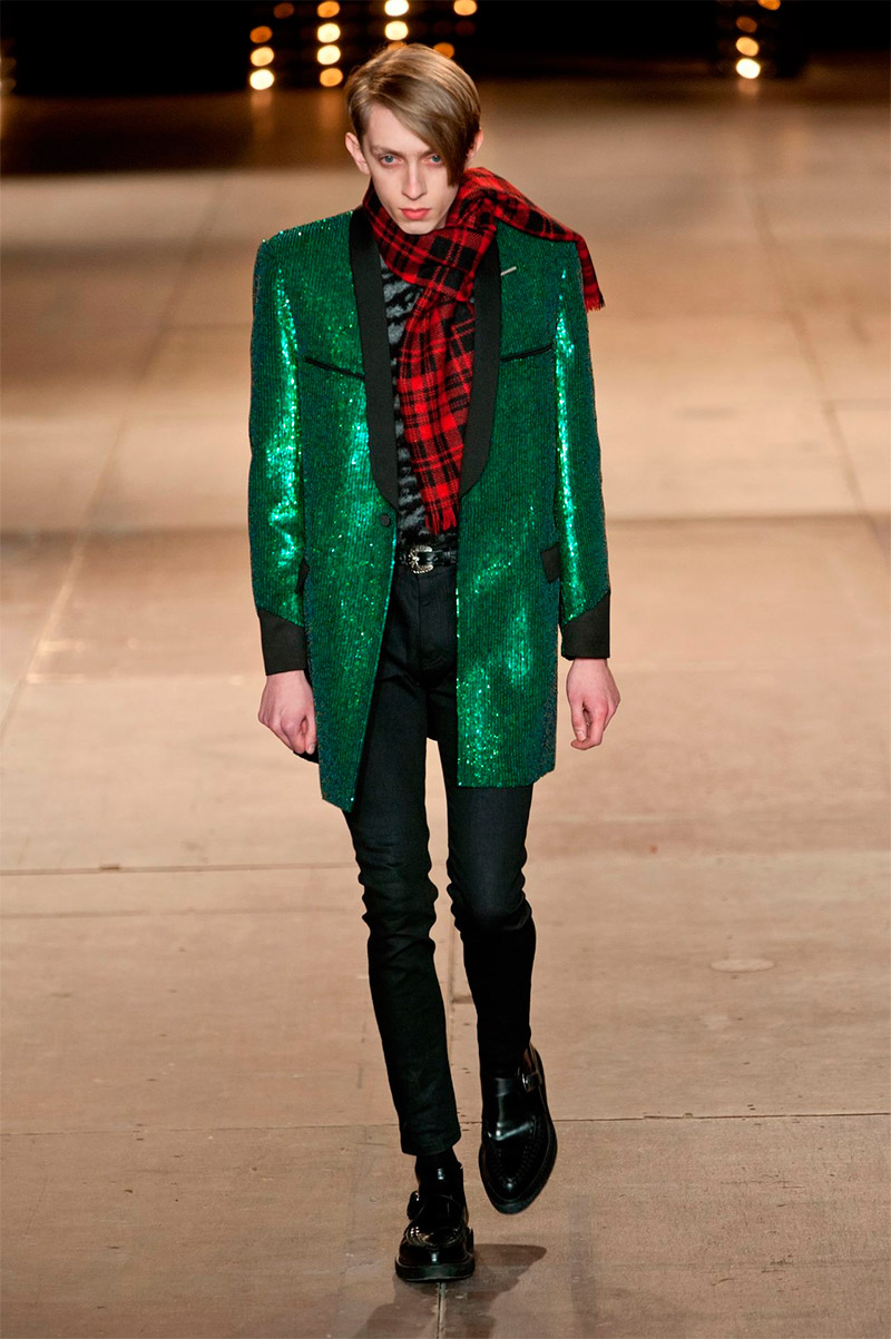 Saint Laurent Fall 2014 36