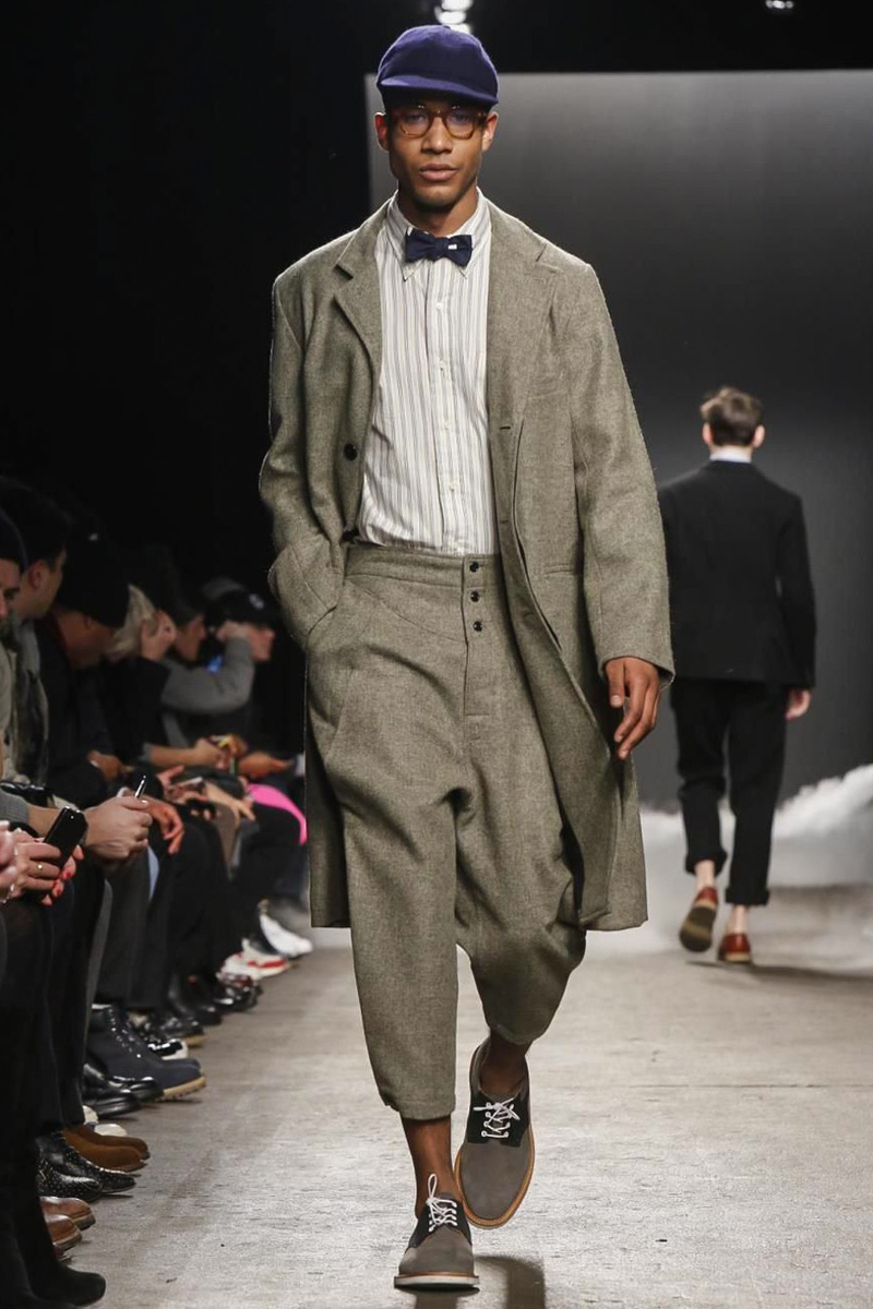Mark McNairy - New Amsterdam, Ready to Wear, Fall Winter, 2014, New York