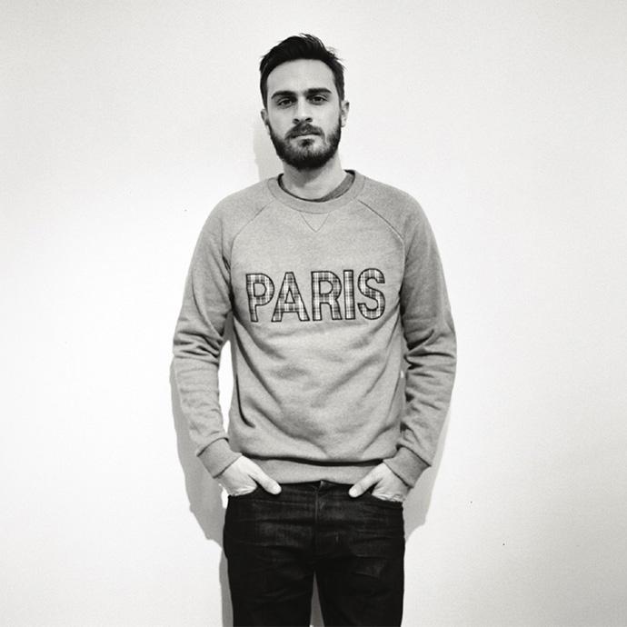 AMI & FrenchTrotters PARIS Sweatshirt
