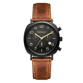 Watch Porn: Barbour Launching Watch Collection