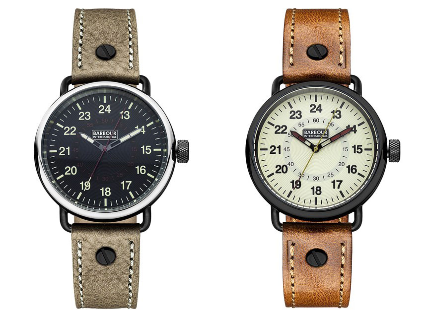 Barbour Watches Fowler 07