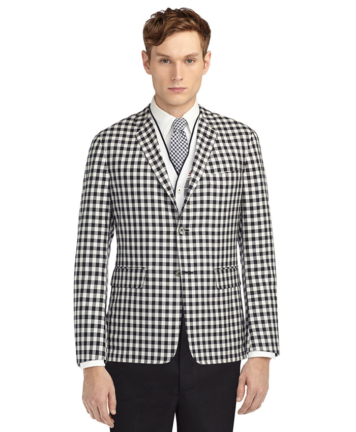 Black Fleece SS14 Gingham 06