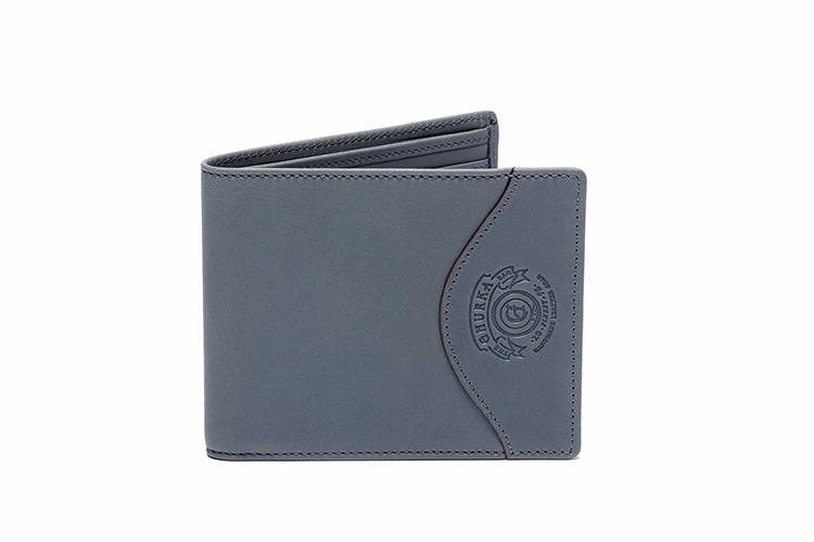 Ghurka Dusk Leather Collection Wallet