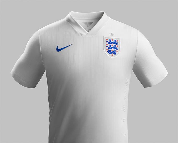 NIKE England 2014 Home & Away Kit 06