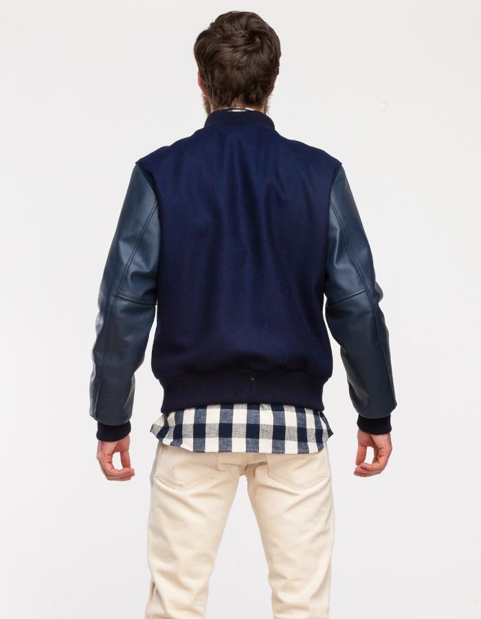 Need Supply x Odd Fellow Varsity Jacket 02