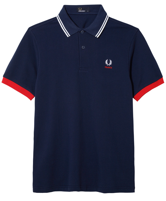 Fred Perry 2014 World Cup_FRANCE
