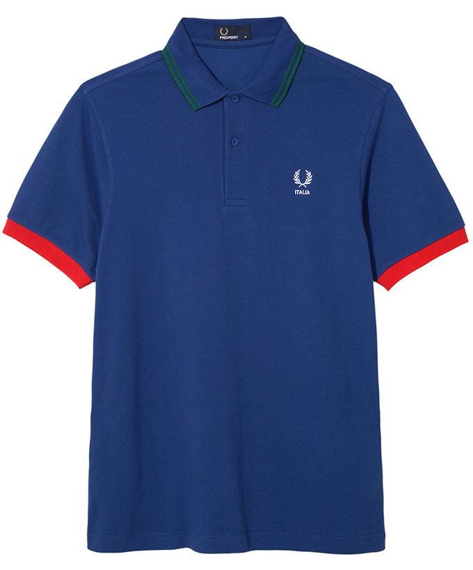 Fred Perry 2014 World Cup_ITALIA