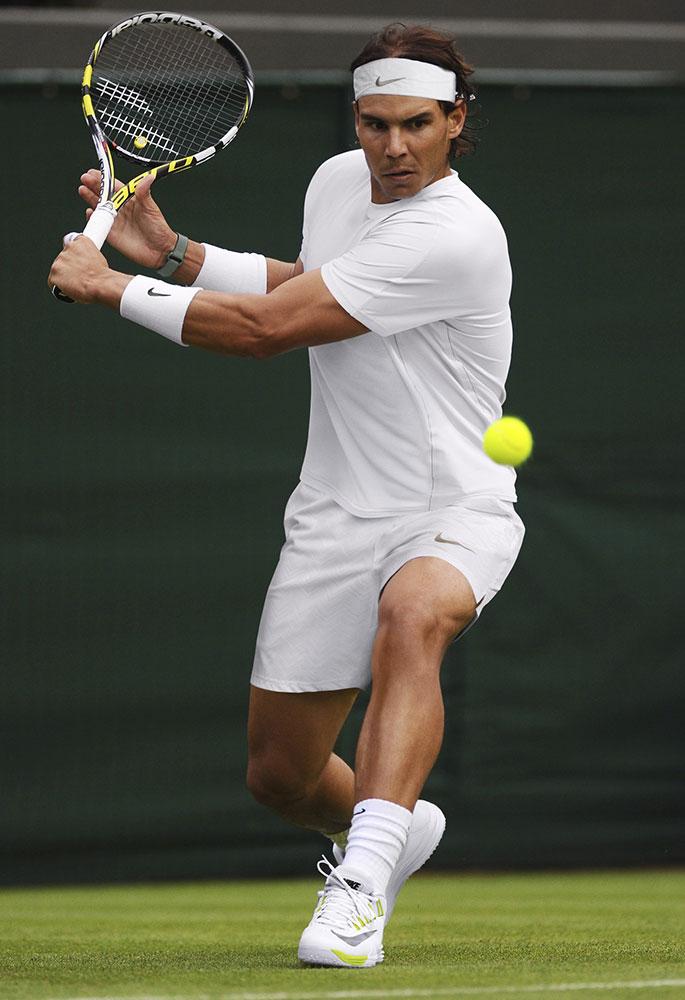 NIKE_Wimbledon 2014 Looks Nadal
