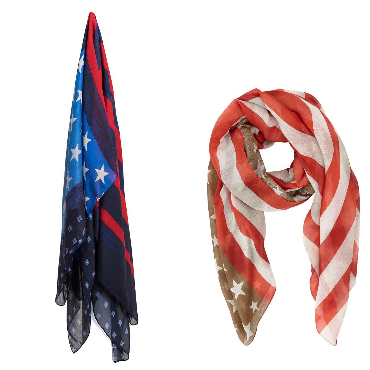 July4_RODA Flag Scarfs
