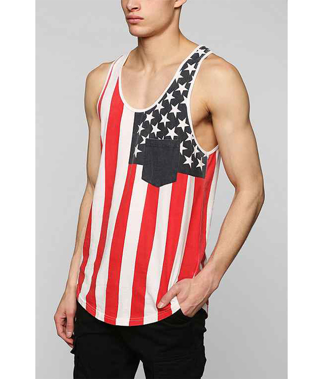 July4_Urban Outfitters Americana Tank
