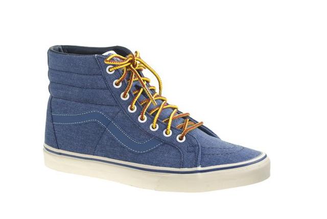 Vans for JCrew SK8-HI_Broadway Blue