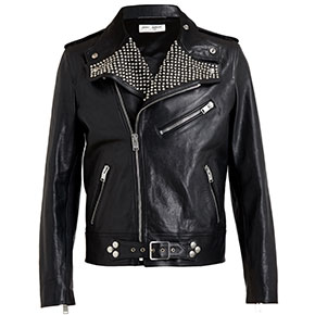 Born To Ride: Fall's Best Leather Jackets