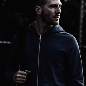 Reigning Champ Court Blue