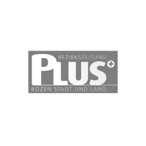 Bozen PLUS Bezirksmedien Logo