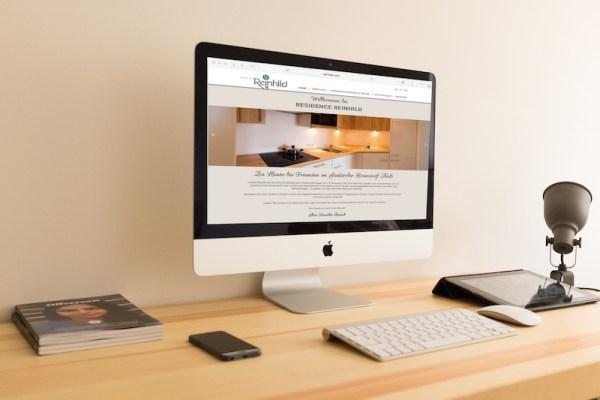 Residence Reinhild Webdesign haberer media