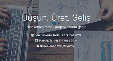 BeChain Blockchain Proje Geliştirme Etkinliği