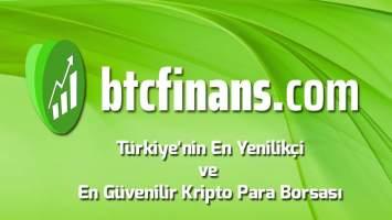 BtcFinans'dan Hoşgeldin Kampanyası